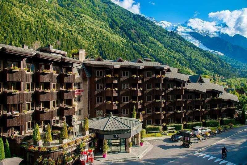 Hotel Mercure Centre Chamonix