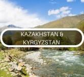 Travel advice for adventures Kazakhstan & Kyrgyzstan