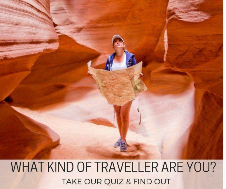 what kind of traveller are you? Take our quiz to find out.