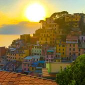 Cinque Terre hiking and hiking in Italy-250