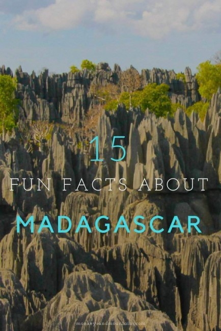 15 facts about Madagascar. How many do you know?
