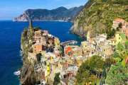Italian Riviera: Cinque Terre and beyond self-guided hiking tour