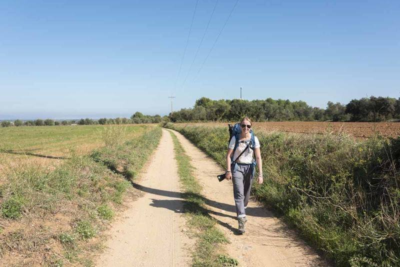 Margherita Ragg gives her tips on how to train for a hiking trip