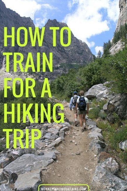 training for hiking