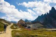 Dolomites hiking walking holiday europe-63