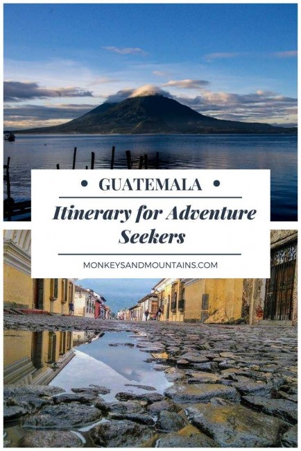 Guatemala Itinerary for Adventure Seekers