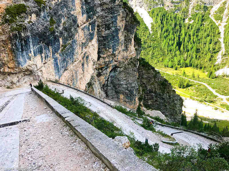 Dolomites hiking walking holiday europe-309-L