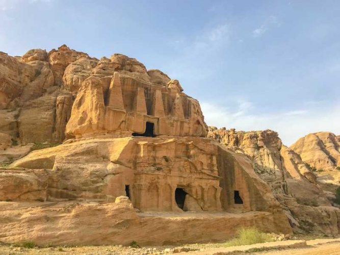 Jordan travel hiking Jordan Trail