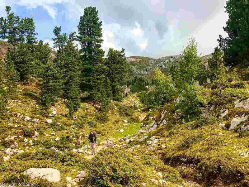 Dolomites Self-Guided Trek Italy 7