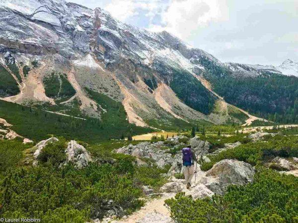 Dolomites Self-Guided Trek Italy 9