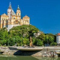 cycle the Danube River from Passau to Vienna