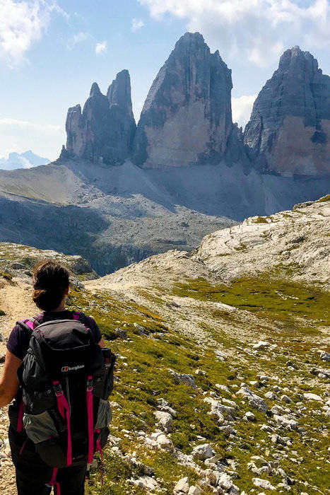 Hike some of the most beautiful trails in the Dolomites, located in northeastern Italy. It's one of the most dramatic mountain landscapes in Europe. Our self-guided tour takes the stress out of the planning and logistics so that you can focus on the incredible scenery.