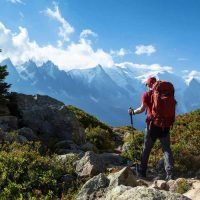 self-guided and guided tours of Tour du Mont Blanc