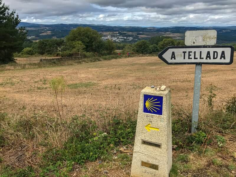 I did  a camino de santiago tour and choose the self-guided option