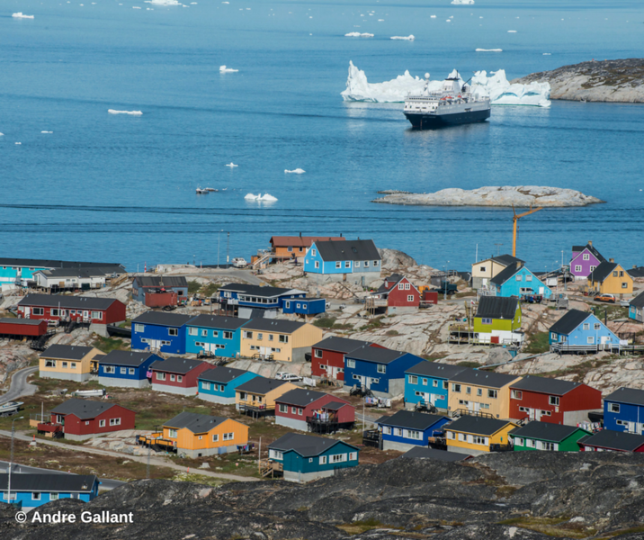 you'll learn about Inuit culture on your Arctic travels through Greenland and the Canadian Arctic