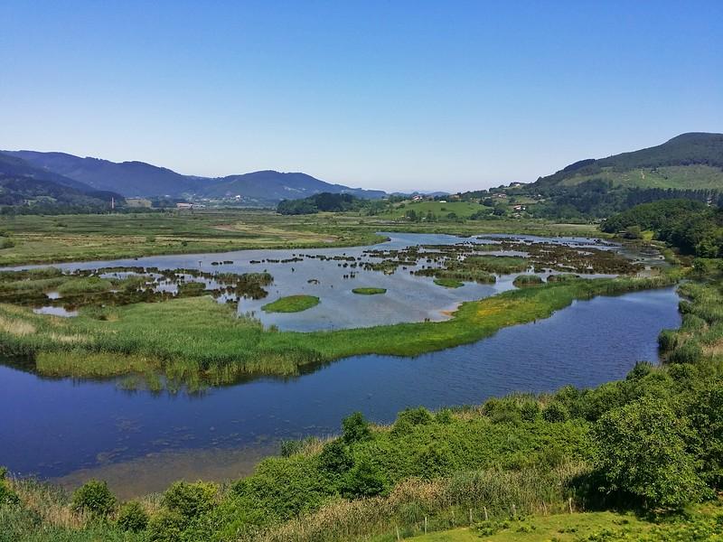 Urdaibai Bird Centre and UNESCO World Heritage Site in Basque Country