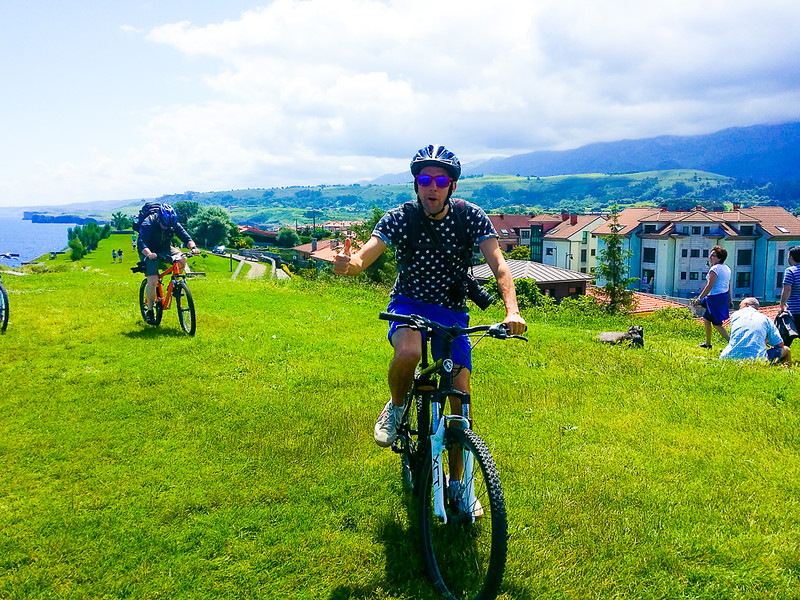 Adventure Cycling in Asturias