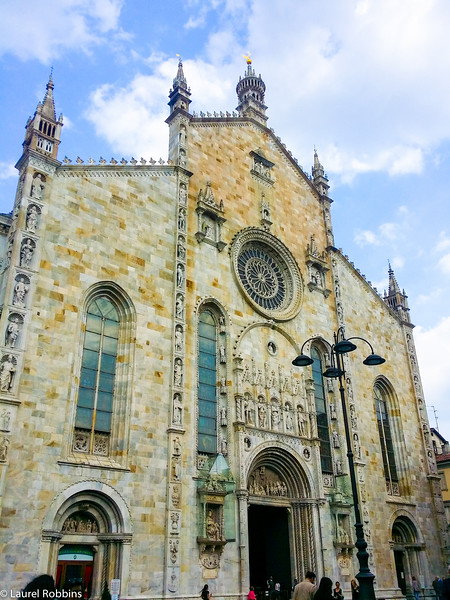 Duomo Cathedral is one of the highlights of Como, Italy