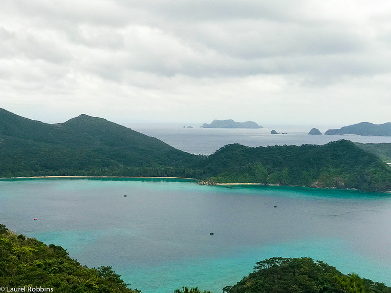 The Kerama Islands in Okinawa, Japan are famous for their long stretches of beaches.