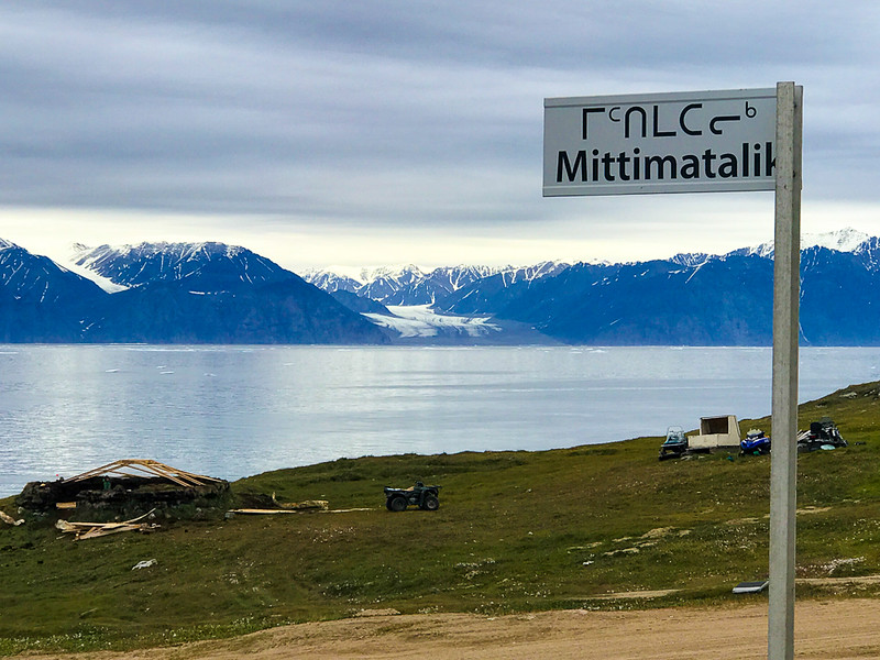 Pond Inlet is a small community in Nunavut that is very welcoming.