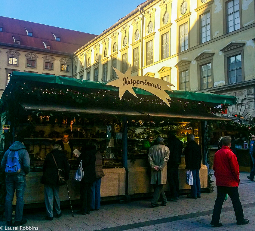 The largest Manger Market in Germany can be found in Munich.