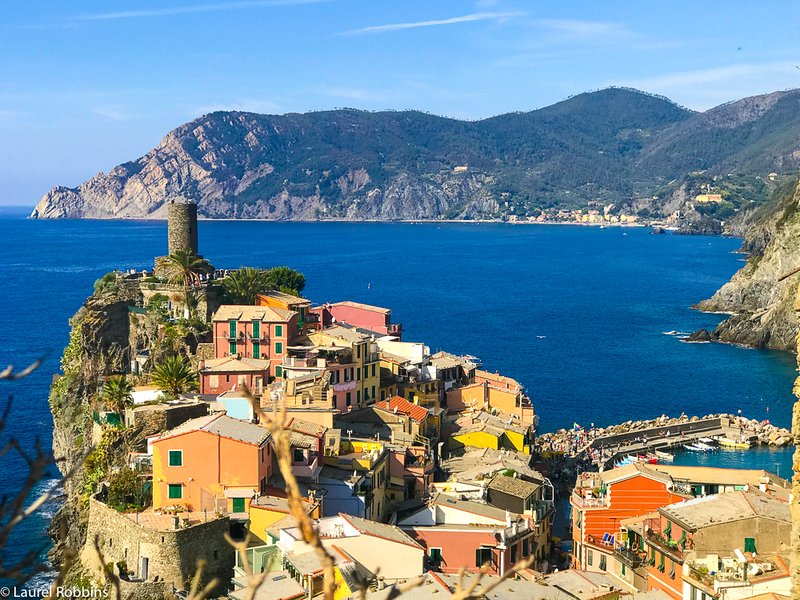Vernazza is one of the crown jewels of the Cinque Terre