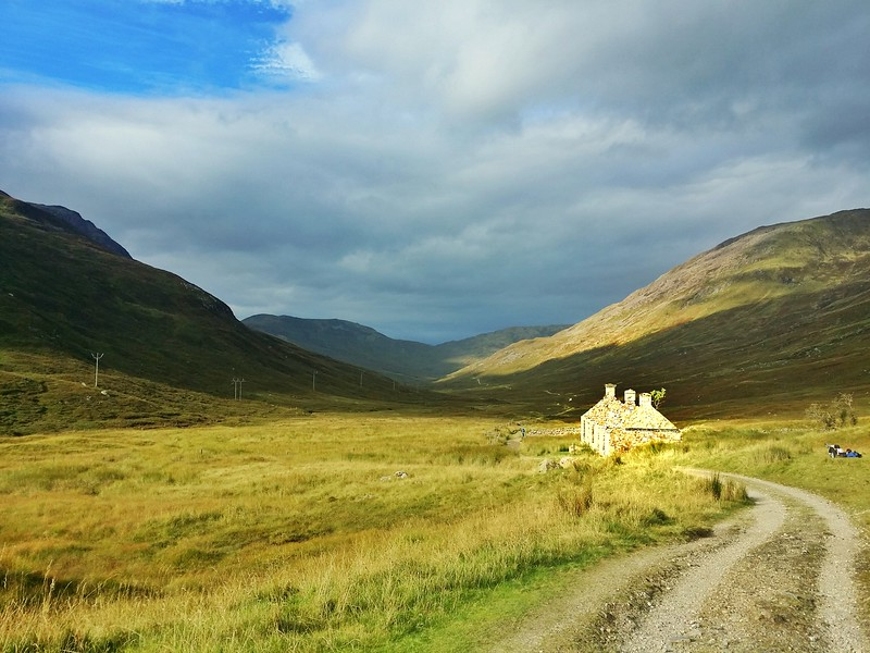 Day 7 photos from West Highland Way