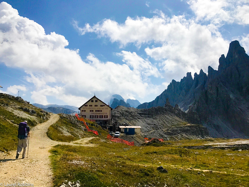 The Dolomites offer some of the best hiking trails in Europe.