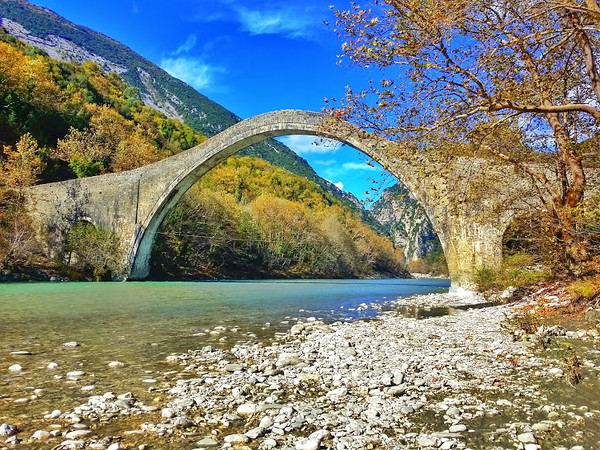Greece in fall - a great time to visit and to save money since it's off season!