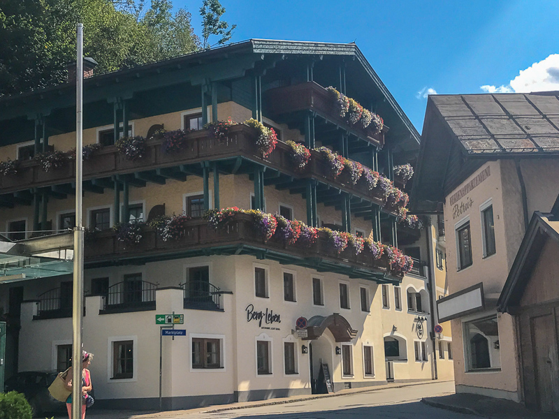 Berg-Leben Hotel in Grossarl, Austria