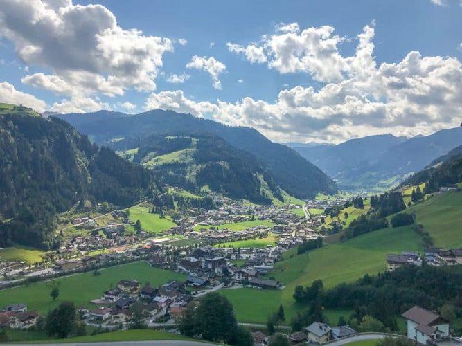 grossarl austria hiking adventures