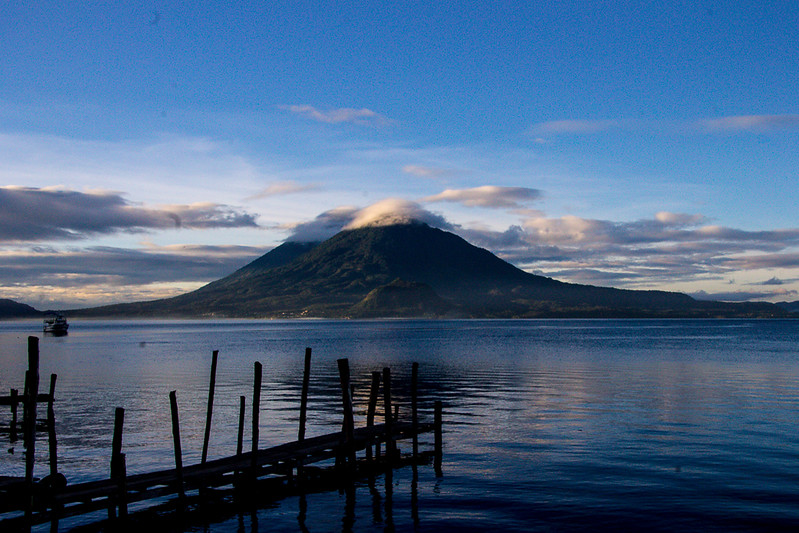 atitlan lake views guatemala