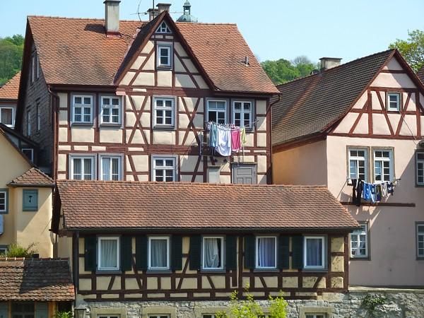 schwaebisch hall houses w laundry