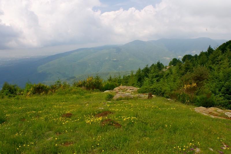 montseny natural park Turo del Home