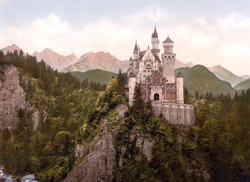 Neuschwanstein Castle Castle