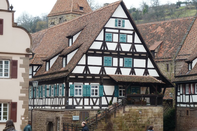 maulbronn houses germany