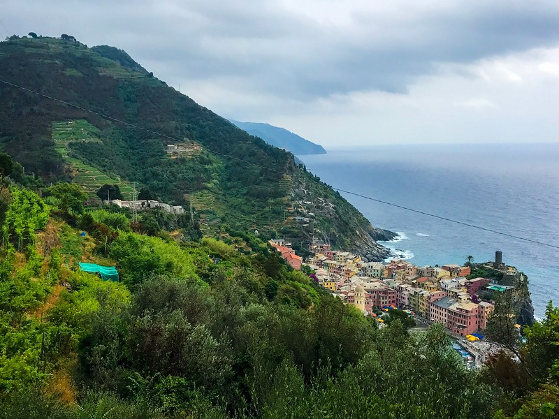 Cinque Terre Travel Tip: Cinque Terre is an area comprising five villages