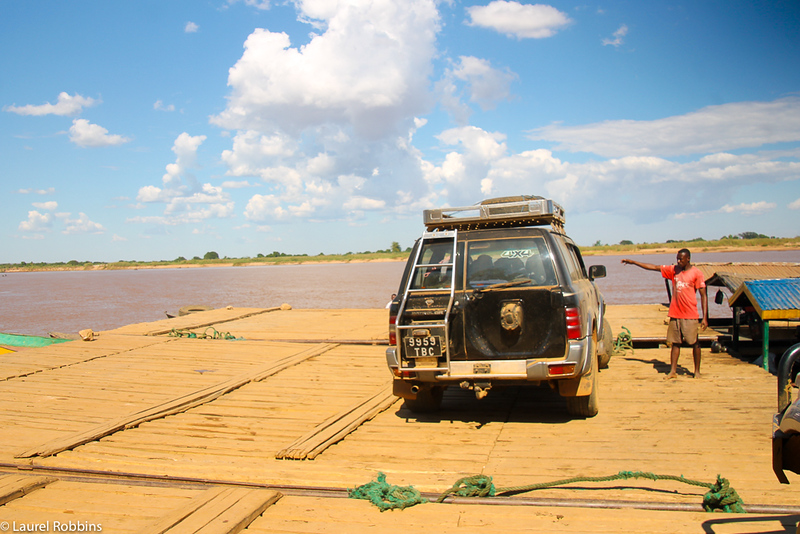 Madagascar facts: you can spend a lot of time travelling around the country due to poor road conditions