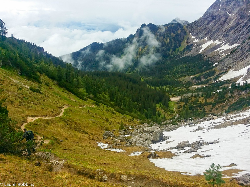 Schachenhaus, a great hike to King Ludwig II's mountain castle in the German Alps