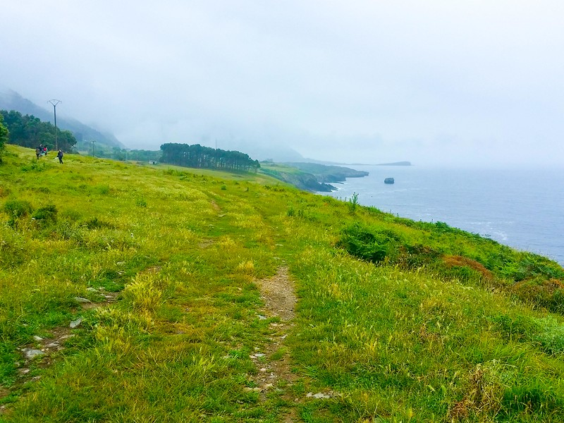 Views from the Northern Camino between Castro Urdiales and Guriezo.
