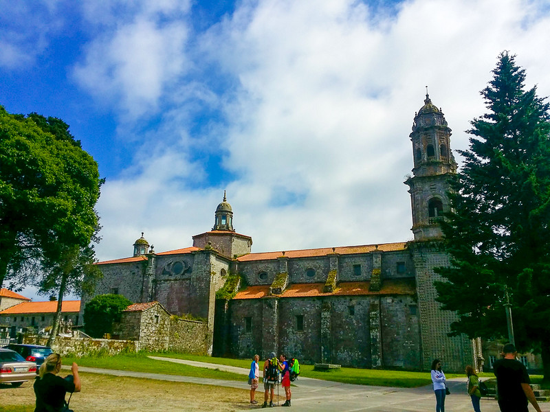 Cistercian Monastery of Santa Maria de Sobrado dos Monxes