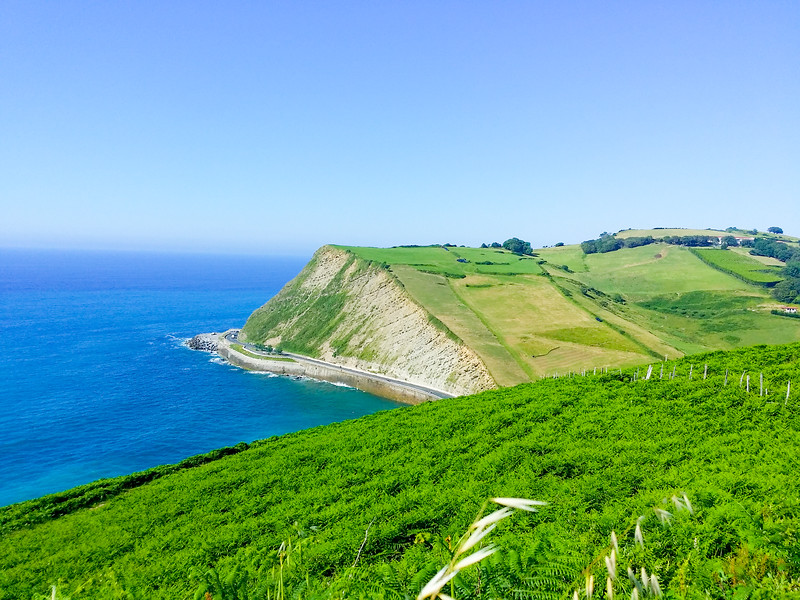 Walk the scenic 5km stretch of the Camino de Santiago from Getaria to Zumaia in Basque Country.