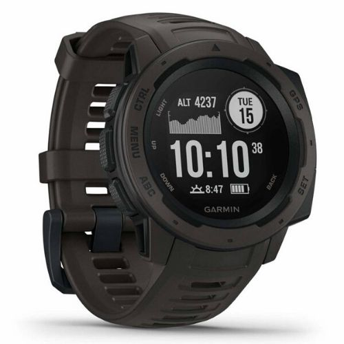 The Garmin Instinct is a great addition to any hikers gear and a great gear.