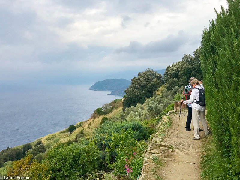 you get amazing views on your self-guided Cinque Terre walking tour
