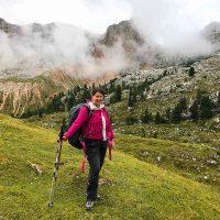 Dolomites hiking walking holiday europe-211