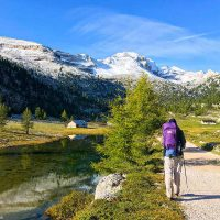 Dolomites hiking walking holiday europe-376-L