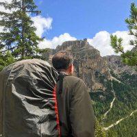 Dolomites hiking walking holiday europe