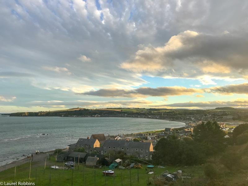 explore the stunning coastline along Aberdeern and Aberdeenshire