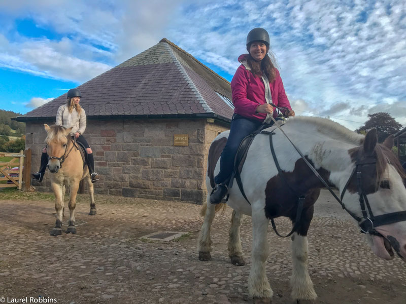 hike or go horseback riding at Glen Tanar Estate in Aberdeenshire, Scotland