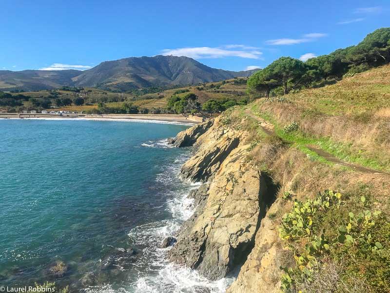 Costa Brava and france coastal hiking tour self-guided